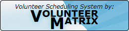 Volunteer Software by Volunteer Matrix
